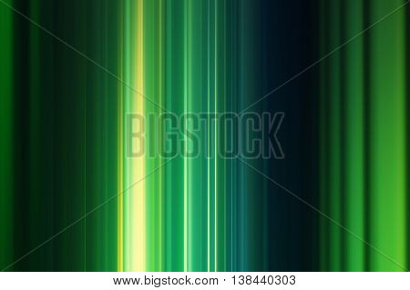 Vertical Pale Green Curtains Motion Blur Backdrop