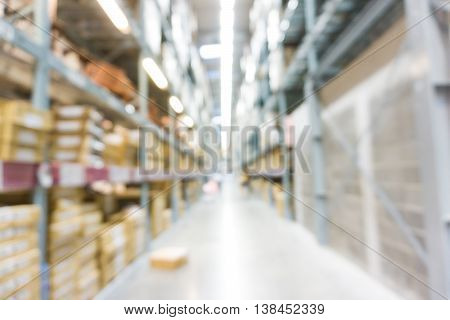 Home Mart Store Blur Background Bokeh