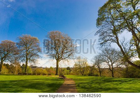 Royal Botanic Garden Park Center Of Edinburgh City