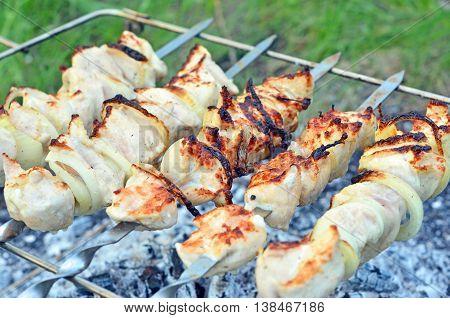 Shish Kebab, Dof.