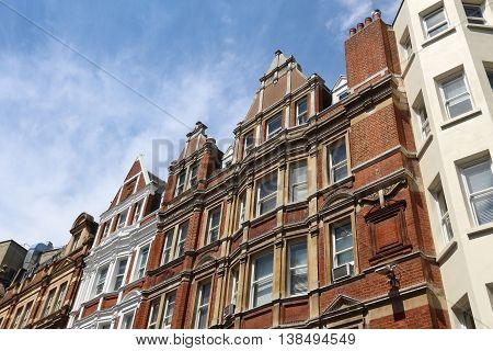 London - Irving Street