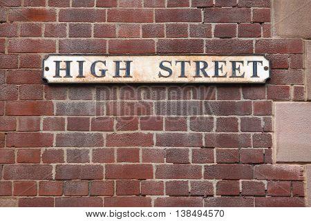 High Street, Rotherham