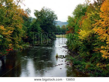 Septiembre en las montañas Catskill