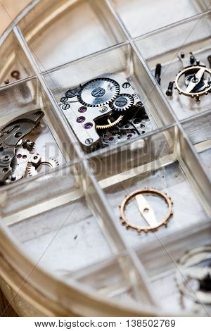 Horologists Supplies For Watch And Clock Repairs