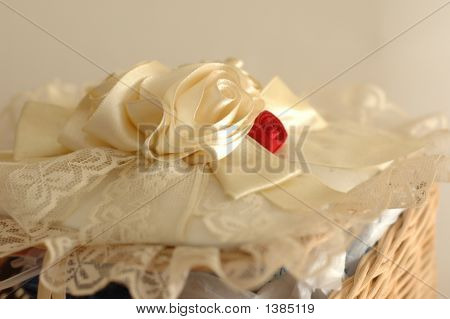 Lace Jewellery Box