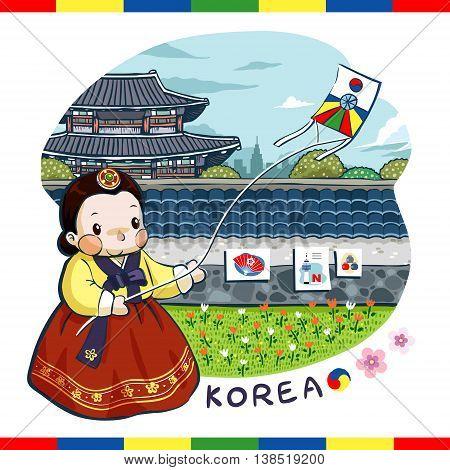 Adorable Korea Poster