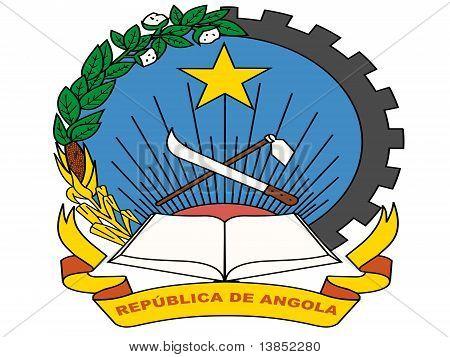 Angola Insignia
