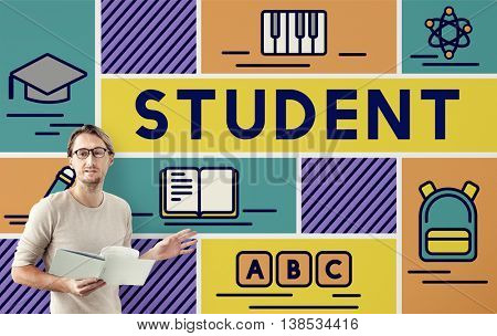 Students Education Study Knowledge Learning Concept