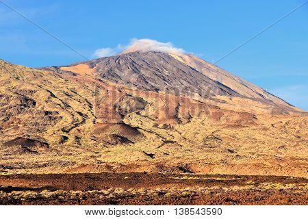 Volcano In Tenerife