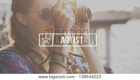 Art Artist Artistic Creative Imagination Style Concept