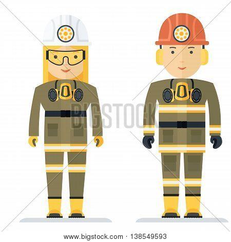 Profession Coal Miner