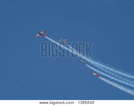 Harvard Aerobatic Team