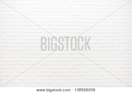 Texture or background of a white stone wall with good lighting