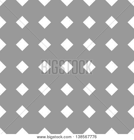 Tile grey and white vector pattern or cubes background