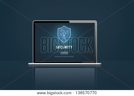 Security Firewall Protection Immunity Concept