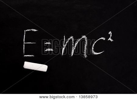 Well-known physical formula