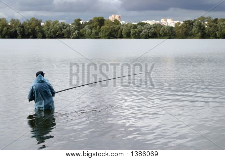 Fisherman And Meditate