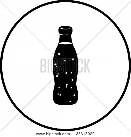 beverage bottle symbol