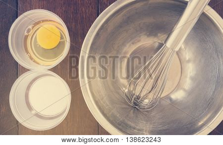 whisking tools for Making Whip cream, ice cream, dough, bakery