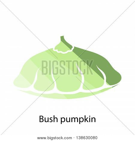 Bush Pumpkin Icon