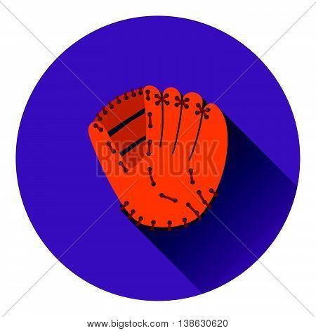 Baseball Glove Icon