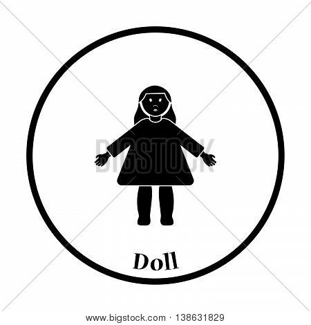 Doll Toy Icon