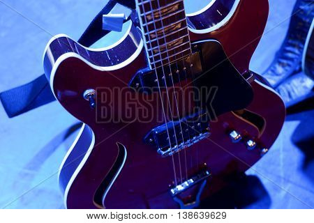 Guitar And Other Musical Equipment