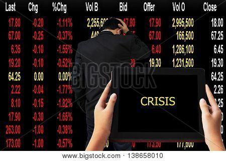 Financial Concept.