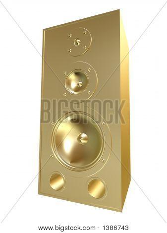 Golden Speaker