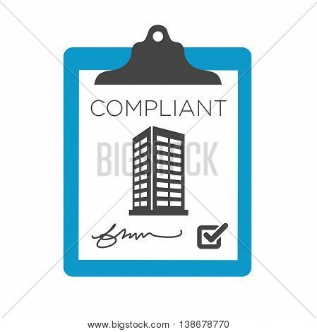 In Compliance Graphic