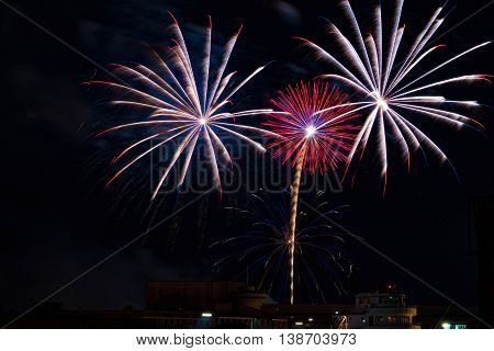 fireworks in duluth minnesota canal park fourth