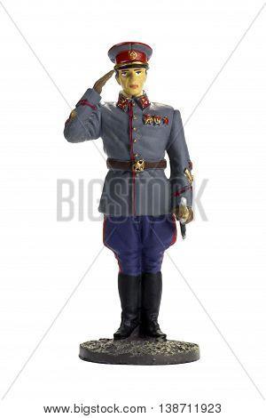 General engineering troops in dress uniform, 1941-1943