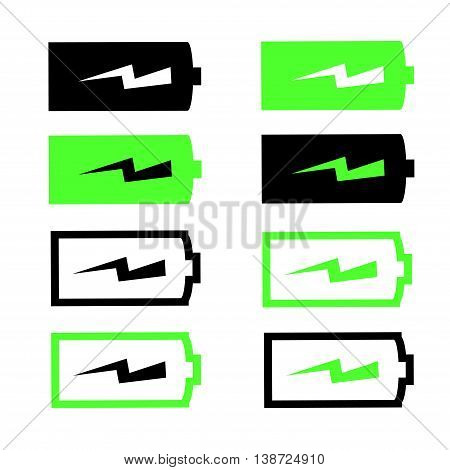 Battery Black And Green7