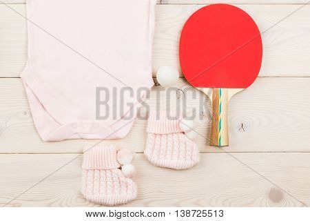 Future Table Tennis Player