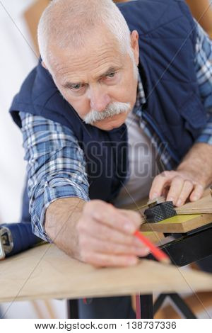 artisan at work
