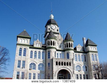 County Building Carthage Missouri