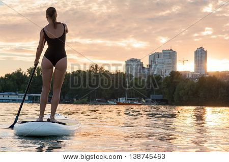 Sup Stand Up Paddle Board Woman Paddle Boarding18