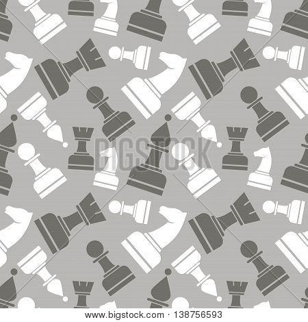 Vector Seamless Pattern, Graphic Illustration