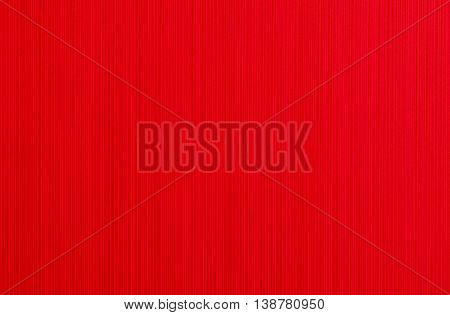 Red Abstract Paper Lines Style Macro Texture
