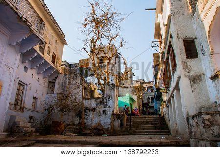 Pushkar. India.rajasthan, India.