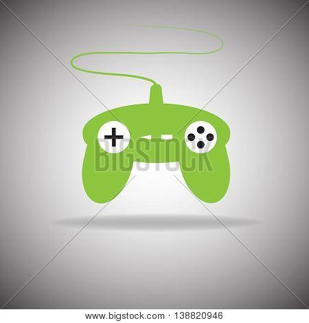 Joystick Green