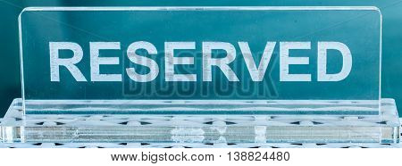 The Transparent Plate Is Reserved For Beautiful Background