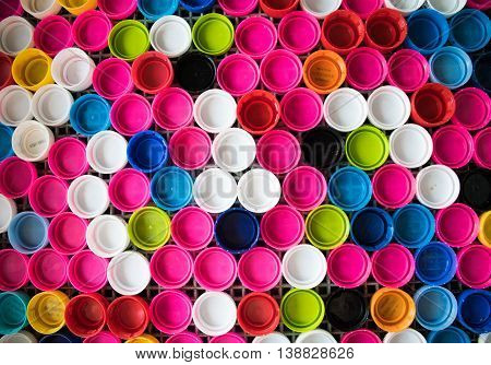 bright, color, pattern, background, water, cap, lid