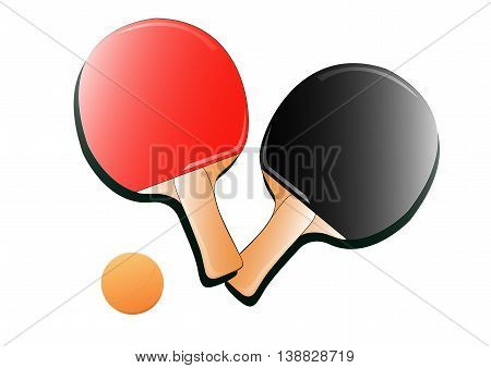 Table Tennis Vector-01.eps