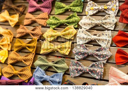 Vintage bow-ties