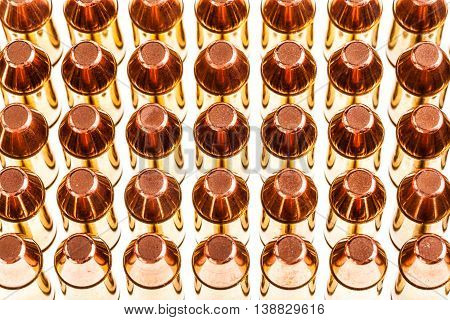 Lot Of Handgun Bullet