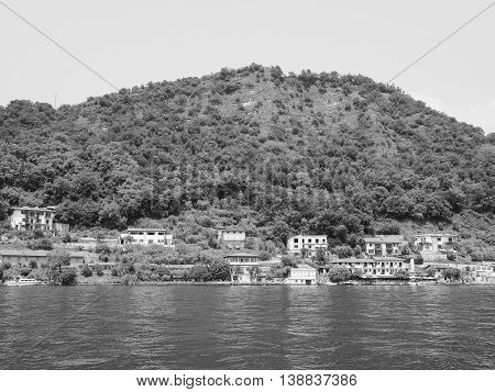 View Of Lake Iseo