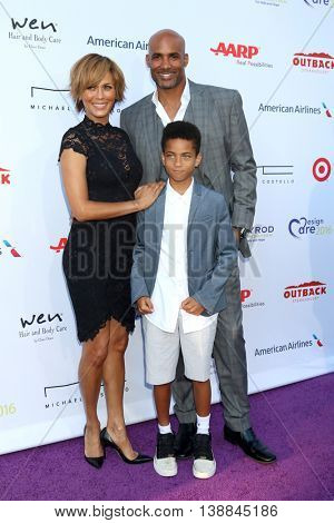 LOS ANGELES - JUL 16:  Nicole Ari Parker, Nicolas Neruda Kodjoe, Boris Kodjoe at the 18th Annual DesignCare at the Sugar Ray Leonard's Estate on July 16, 2016 in Pacific Palisades, CA