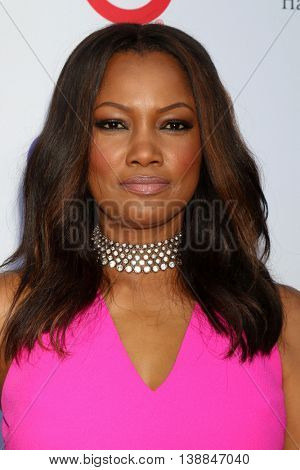 LOS ANGELES - JUL 16:  Garcelle Beauvais at the HollyRod Presents 18th Annual DesignCare at the Sugar Ray Leonard's Estate on July 16, 2016 in Pacific Palisades, CA