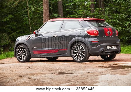 Mini John Cooper Works Paceman All4